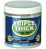 Decoart Triple Thick Brsh Gloss Coat (8oz)