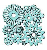 Sweet Dixie Stencil - Spring Blooms