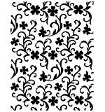 Ultimate Crafts Haviera Collection - Clover Garden Embossing Folders