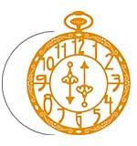 Cheery Lynn Designs Dies - Pocket Watch (Steampunk Series)