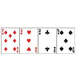 Cheery Lynn Designs Dies - Mini Playing Cards