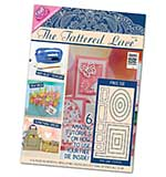 The Tattered Lace Magazine - Issue 24 (Mini side Stepper Die Set)