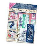 The Tattered Lace Magazine - Issue 18 (Sweet Pea Die)