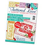 The Tattered Lace Magazine - Issue 31 (Delicate Gate Die)