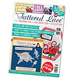 The Tattered Lace Magazine - Issue 32 (Sweet Poppy Charisma Die + CD)