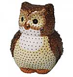 Pinflair 3D Sequin Kit - Olly Owl