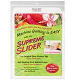 Quilt Easy - Supreme Zero Friction Slider for Sewing Machines (8 x 11.5)