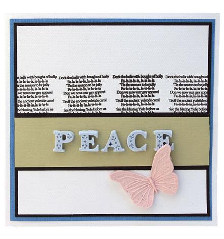 Peace by Chris Scott