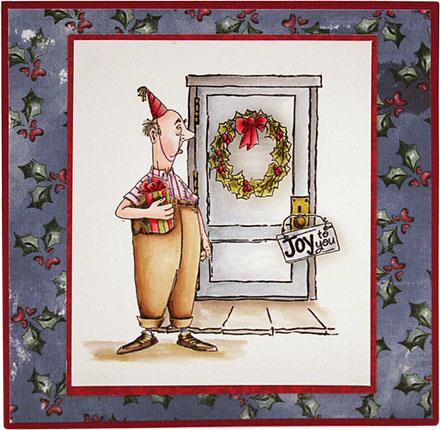 Knock Knock by Sara Rosamond