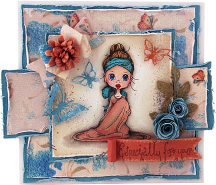 Sitting Pretty by Fleur Pearson
