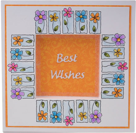 Best Wishes by Sara Rosamond