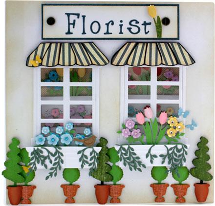 Florist by Sara Rosamond