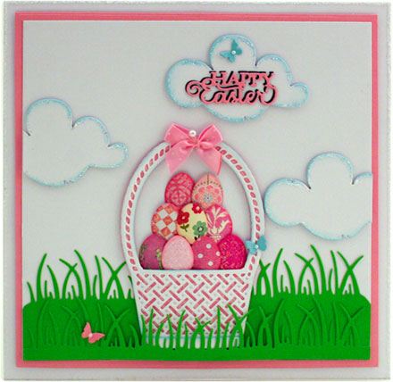 Happy Easter by Sara Rosamond